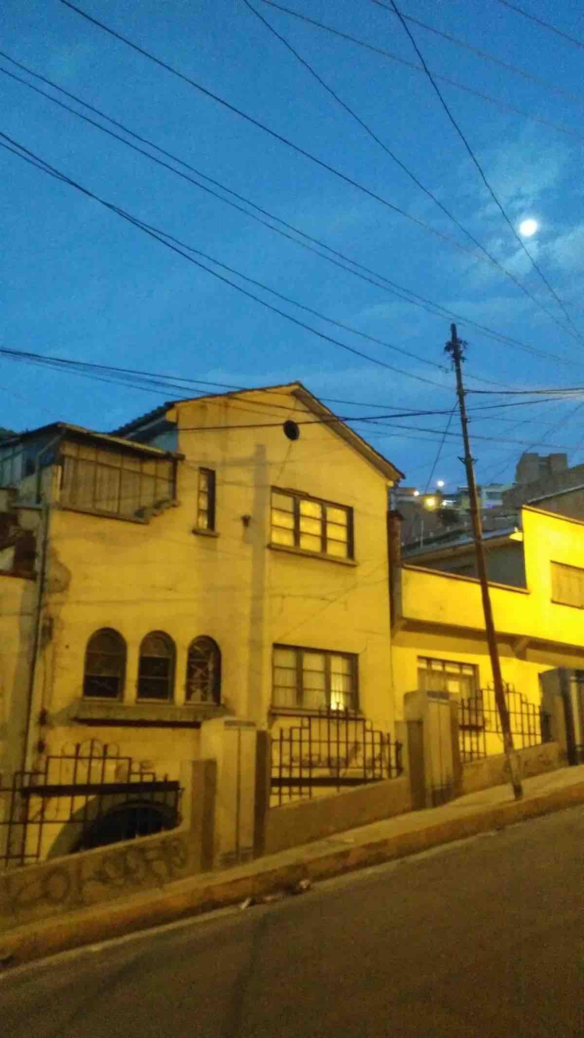 La Paz architecture